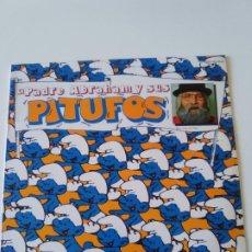 Discos de vinilo: EL PADRE ABRAHAM Y SUS PITUFOS ( 1979 COLUMBIA ESPAÑA ). Lote 213980561