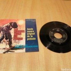 Disques de vinyle: ENNIO MORRICONE. LA MUERTE TENÍA UN PRECIO. EP.. Lote 213995832