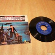 Discos de vinilo: MARY POPPINS. WALT DISNEY. EP.. Lote 213997923