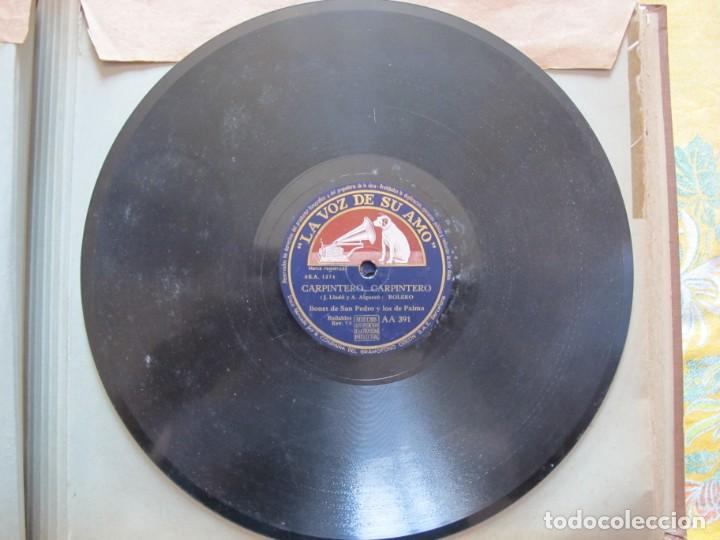 Discos de vinilo: BONET DE SAN PEDRO Y LOS 7 DE PALMA / CARPINTERO, CARPINTERO / ¡ SHU ! ¡ SHU ! (LA VOZ DE SU AMO AA - Foto 2 - 213998991