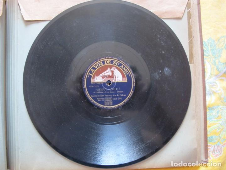 Discos de vinilo: BONET DE SAN PEDRO Y LOS 7 DE PALMA / CARPINTERO, CARPINTERO / ¡ SHU ! ¡ SHU ! (LA VOZ DE SU AMO AA - Foto 4 - 213998991