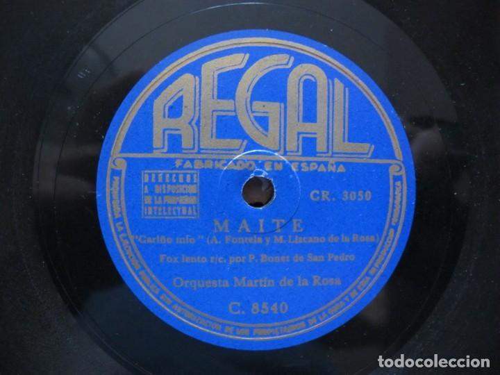 BONET DE SAN PEDRO Y LOS 7 DE PALMA / MAITE / PUPUPIDU (REGAL C. 8540) (Música - Discos de Vinilo - EPs - Solistas Españoles de los 50 y 60)