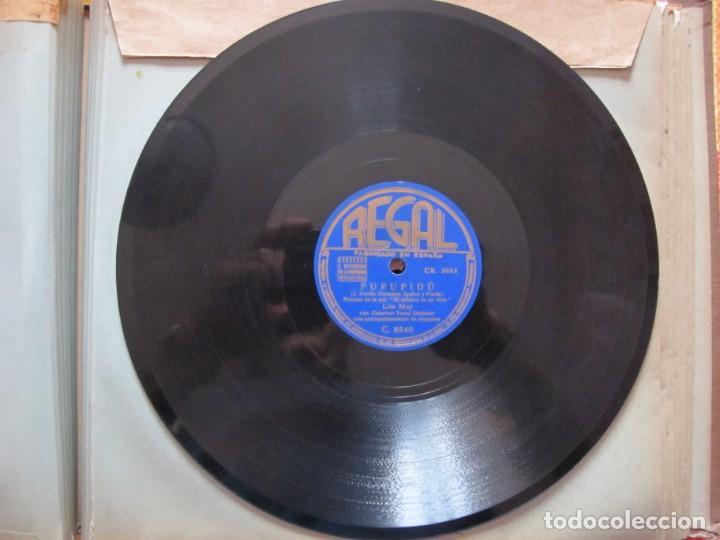 Discos de vinilo: BONET DE SAN PEDRO Y LOS 7 DE PALMA / MAITE / PUPUPIDU (REGAL C. 8540) - Foto 4 - 213999030
