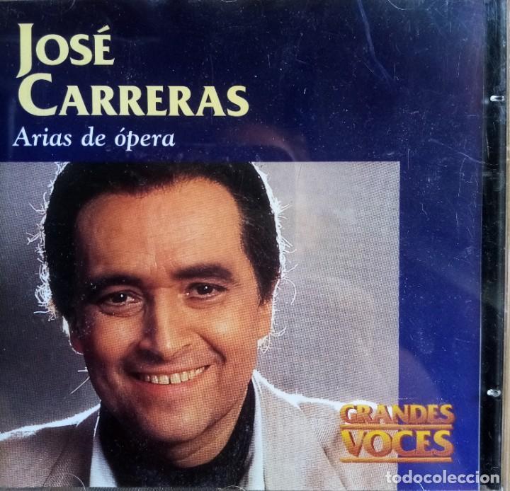 JOSÉ CARRERAS (Música - Discos - LP Vinilo - Clásica, Ópera, Zarzuela y Marchas)