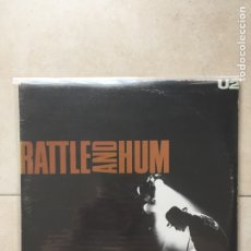 Discos de vinilo: DISCO DE VINILO DOBLE - U2 - RATTLE AND HUM - LP'S MUSICA POP ROCK 80'S. Lote 214006858