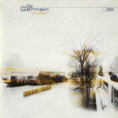 Discos de vinilo: ST GERMAIN TOURIST GAT 2LP. Lote 214011875