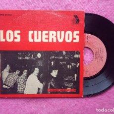 Discos de vinilo: EP LOS CUERVOS - ESCÚCHAME / EL PIRIPI / SOLO +1 - IM 20003 F - PORTUGAL PRESS (VG++/VG++). Lote 214016710