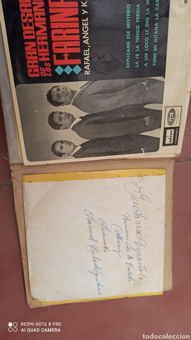 Discos de vinilo: album lleno de vinilo antiguos - Foto 2 - 214019370