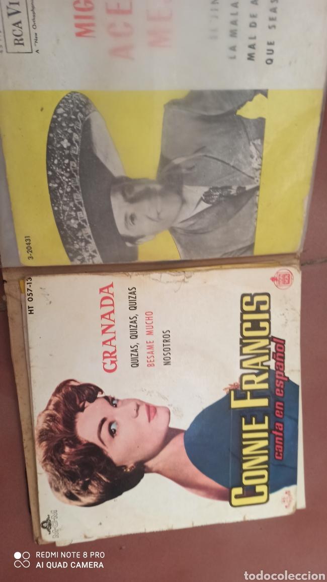 Discos de vinilo: album lleno de vinilo antiguos - Foto 3 - 214019370