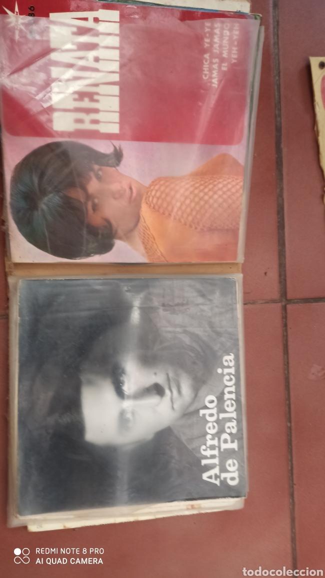 Discos de vinilo: album lleno de vinilo antiguos - Foto 5 - 214019370
