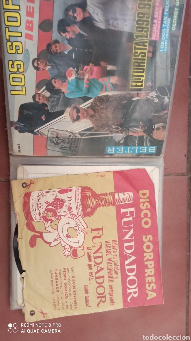 Discos de vinilo: album lleno de vinilo antiguos - Foto 6 - 214019370