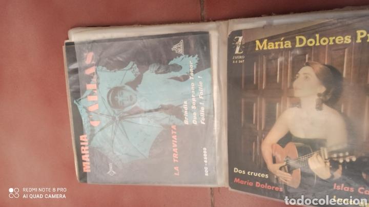 Discos de vinilo: album lleno de vinilo antiguos - Foto 7 - 214019370