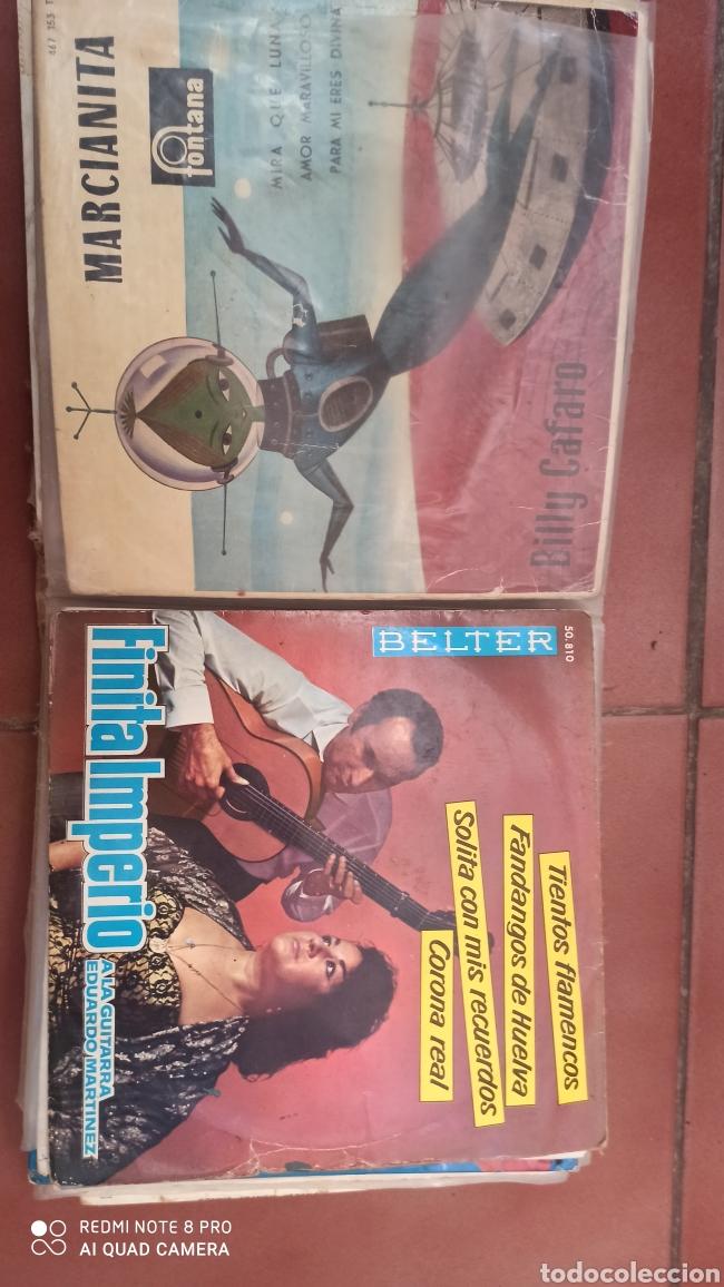 Discos de vinilo: album lleno de vinilo antiguos - Foto 8 - 214019370
