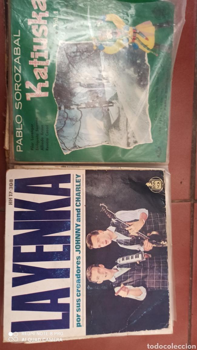 Discos de vinilo: album lleno de vinilo antiguos - Foto 10 - 214019370