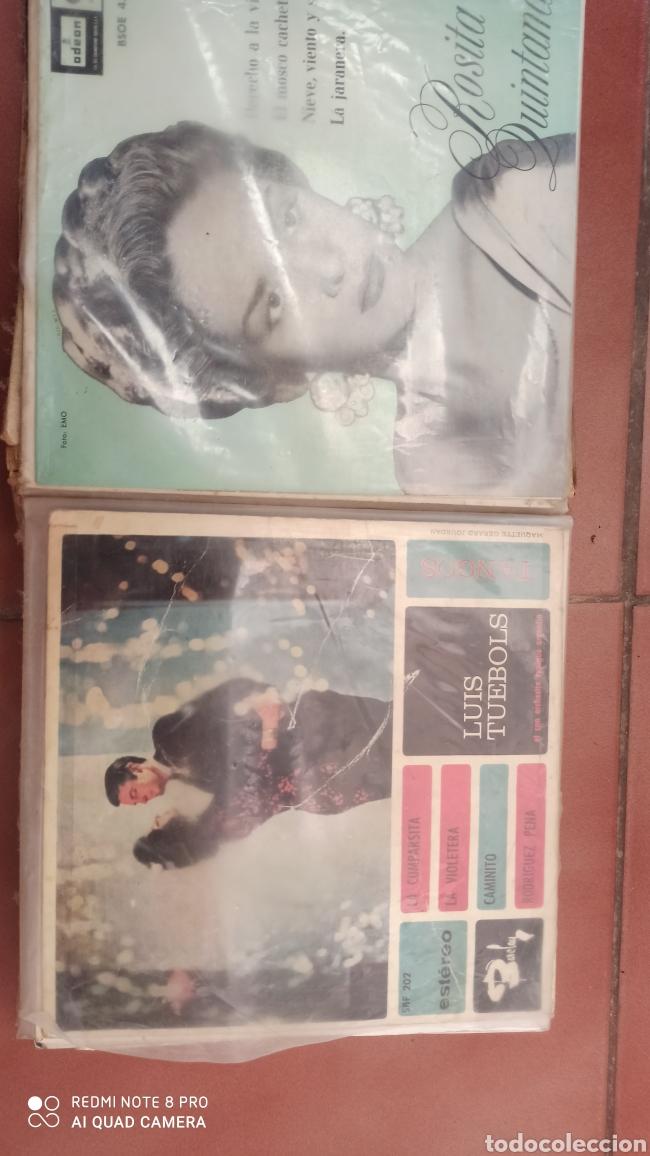 Discos de vinilo: album lleno de vinilo antiguos - Foto 11 - 214019370