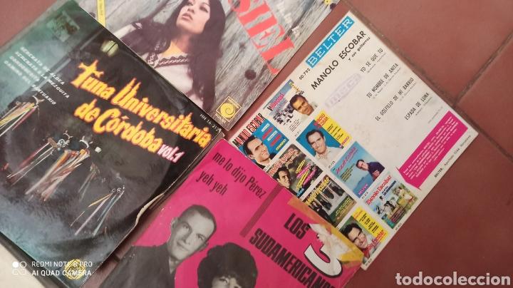 Discos de vinilo: album lleno de vinilo antiguos - Foto 12 - 214019370