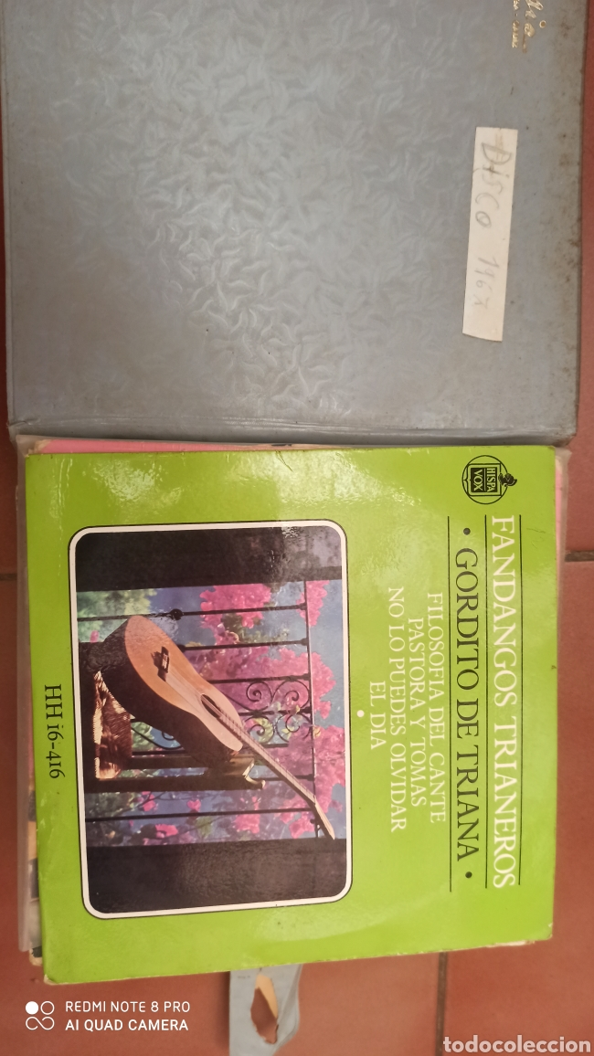 Discos de vinilo: Album lleno de vinilos antiguos - Foto 2 - 214019568