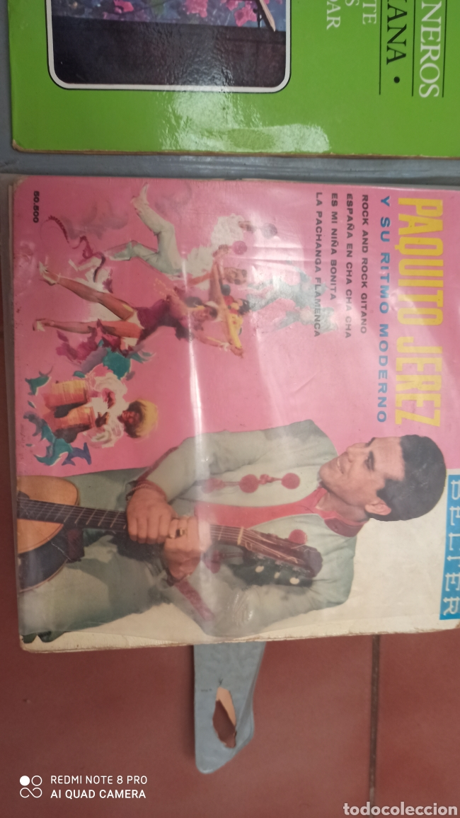 Discos de vinilo: Album lleno de vinilos antiguos - Foto 3 - 214019568