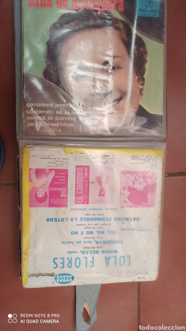 Discos de vinilo: Album lleno de vinilos antiguos - Foto 4 - 214019568