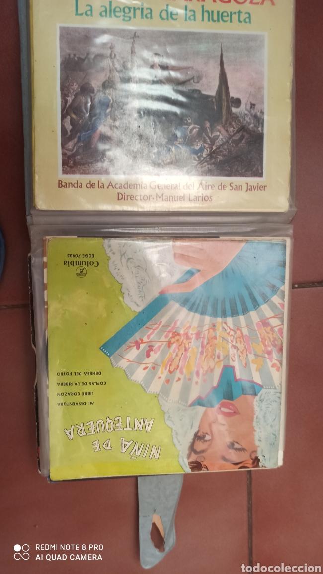 Discos de vinilo: Album lleno de vinilos antiguos - Foto 5 - 214019568