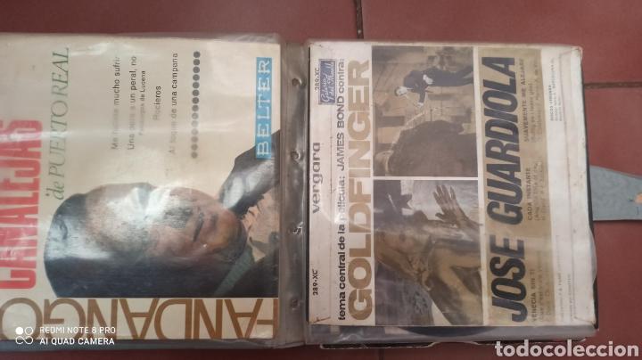Discos de vinilo: Album lleno de vinilos antiguos - Foto 8 - 214019568