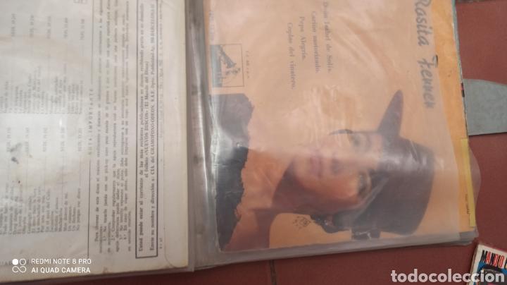 Discos de vinilo: Album lleno de vinilos antiguos - Foto 11 - 214019568