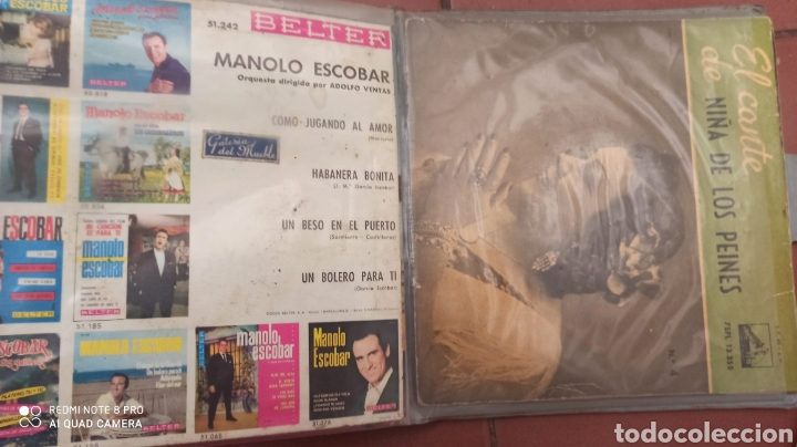 Discos de vinilo: Album lleno de vinilos antiguos - Foto 13 - 214019568