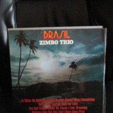 Discos de vinilo: ZIMBO TRIO ?– BRASI. Lote 214023011
