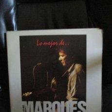 Discos de vinilo: JAYME MARQUES ?– LO MEJOR DE JAYME MARQUES - 25 ANIVERSARIO. Lote 214023192