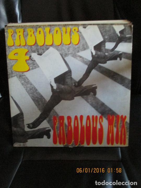 FABOLOUS 4 ?– FABOLOUS MIX (Música - Discos - LP Vinilo - Techno, Trance y House)