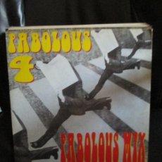 Discos de vinilo: FABOLOUS 4 ?– FABOLOUS MIX. Lote 214023888