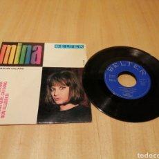 Discos de vinilo: MINA, SI ME COMPRE UN GELATO, ETC.. EP.. Lote 214025107