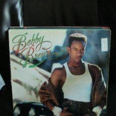 Discos de vinilo: BOBBY BROWN ?– MY PREROGATVE (EXTENDED REMIX). Lote 214025855