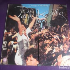 Discos de vinilo: PAUL KORDA – DANCING IN THE AISLES LP ZAFIRO 1979 PRECINTADO - POP ROCK FUNK 70'S. Lote 214027917