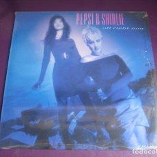 Discos de vinilo: PEPSI & SHIRLIE – ALL RIGHT NOW LP POLYDOR 1987 PRECINTADO - ELECTRONICA DISCO POP 80'S. Lote 214028075
