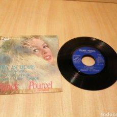 Discos de vinilo: FRANK POURCELL. LOVE IS BLUE, SKI PROMENADE,ETC.. EP. Lote 214028132