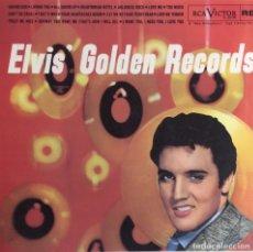 Discos de vinilo: ELVIS PRESLEY. GOLDEN'S RECORD. Lote 214028643