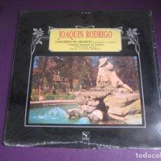 Discos de vinilo: JOAQUIN RODRIGO - CONCIERTO DE ARANJUEZ LP SOVISA PRECINTADO - ATAULFO ARGENTA. Lote 214029455