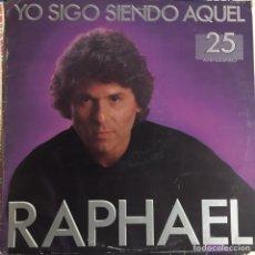 Discos de vinilo: RAPHAEL. DISCO LP. Lote 214029856