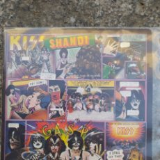 Discos de vinilo: KISS. SHANDI. SINGLE VINILO 1980. BUEN ESTADO. Lote 214039917
