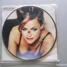 Disques de vinyle: BELINDA CARLISLE ?– IN TOO DEEP SINGLE PICTUREDISC 1996 VG++. Lote 214041126