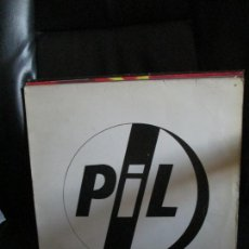 Discos de vinilo: PUBLIC IMAGE LIMITED ?– THIS IS NOT A LOVE SONG. Lote 214042611