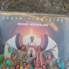 Discos de vinilo: EARTH, WIND & FIRE. BOOGIE WONDERLAND. SINGLE VINILO BUEN ESTADO. Lote 214043110