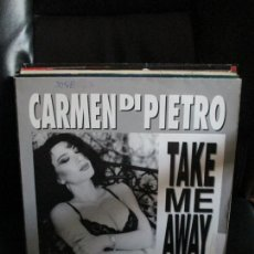 Discos de vinilo: CARMEN DI PIETRO ?– TAKE ME AWAY. Lote 214044053