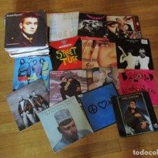 Discos de vinilo: LOTE DE MAS DE 100 SINGLES 45 AÑOS 80 Y 90. Lote 214047622