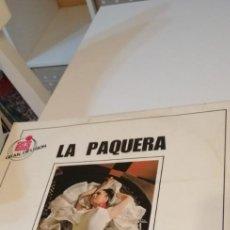 Discos de vinilo: TRAST-BAL2 DISCO 12 PULGADAS LA PAQUERA MALDIGO TUS OJOS VERDES. Lote 214055307