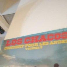 Discos de vinilo: TRAST-BAL2 DISCO 12 PULGADAS LOS CHACOS CONCERT POUR LES ANDES VOLUME 6. Lote 214055765
