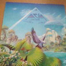 Discos de vinilo: ASIA ALPHA LP SPAIN 1982. Lote 214080233
