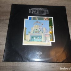 Discos de vinilo: LED ZEPPELIN - THE SONG REMAINS THE SAME (PORTUGAL 1976) (2LPS). Lote 214081998
