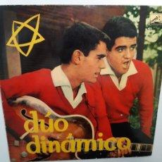 Discos de vinilo: DUO DINAMICO- DUO DINAMICO - LP ORIGINAL 1961.. Lote 214090921